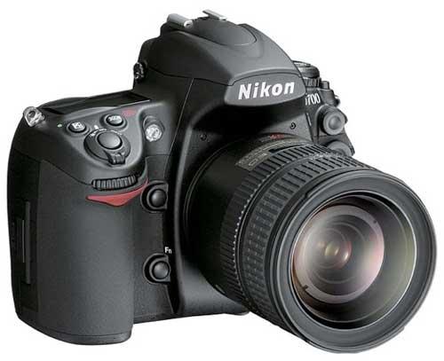 Камера Nikon D700 и вспышка SB900, пресс-конференция компании Nikon