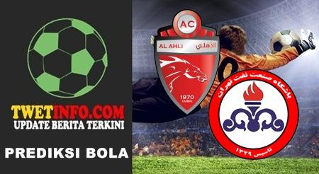 Prediksi Al Ahli Dubai vs Naft Tehran, AFC Champions 16-09-2015