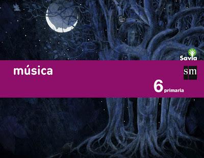 LIBROS DE TEXTO  Música . 6 Sexto Primaria : Savia SM - Edición 2015  MATERIAL ESCOLAR   Comprar en Amazon