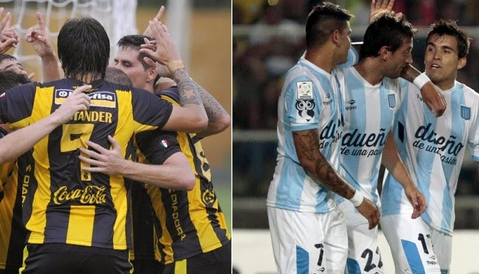 Racing Club vs Guarani en vivo