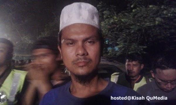 TRAGIS Luahan Hati Abdul Rahim Bau Mayat Manusia Terbakar Semakin Kuat
