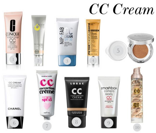 Best Natural Bb Cc Cream
