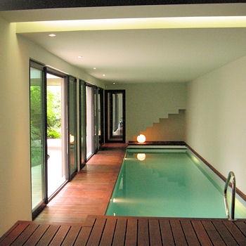Picine spa et autres merveilles aquatiques piscine d for Deshumidificateur piscine interieur