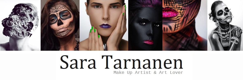 Make Up By Sara Tarnanen