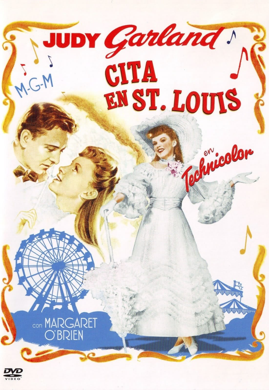 Cita en San Luis (Meet Me in St. Louis)