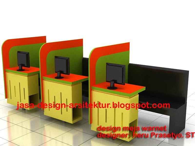 Kontraktor interior surabaya sidoarjo design interior warnet for Design interior surabaya