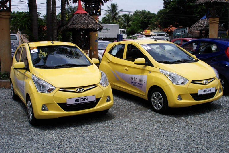 Simply Brilliant Driving the Hyundai Eon to Baguio  CarGuidePH