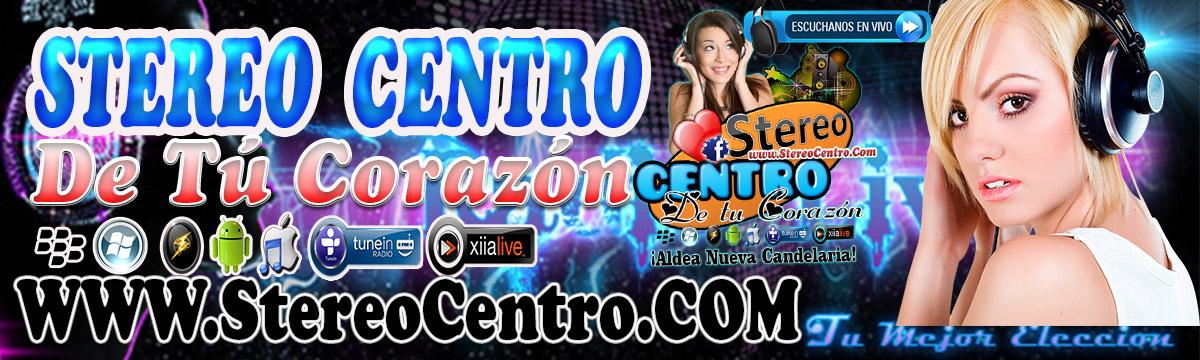 STEREO CENTRO HD