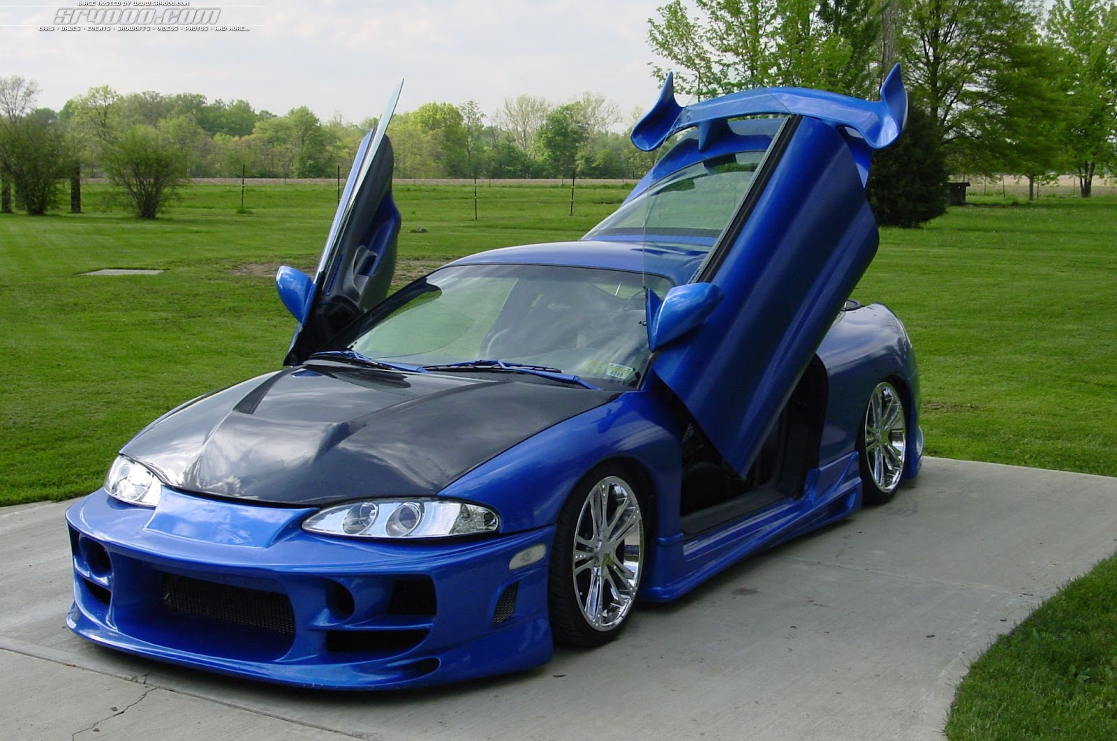 the total tuning mitsubishi eclipse. Black Bedroom Furniture Sets. Home Design Ideas