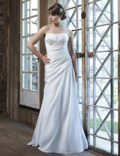 Brautkleider Große Größen von Sincerity