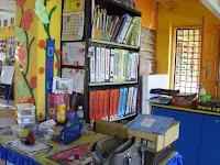 Ruang persediaan guru