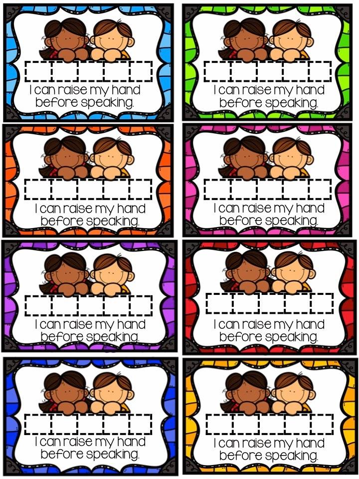 http://www.teacherspayteachers.com/Product/Student-Friendly-Behavior-Learning-Targets-833323