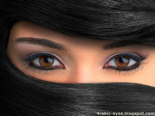 beautiful brown eyes