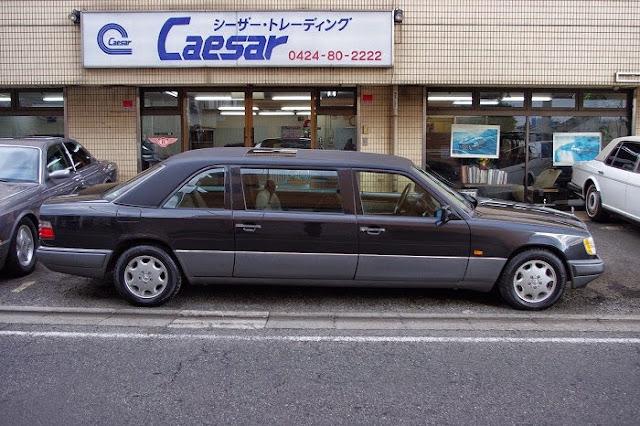 w124 limousine
