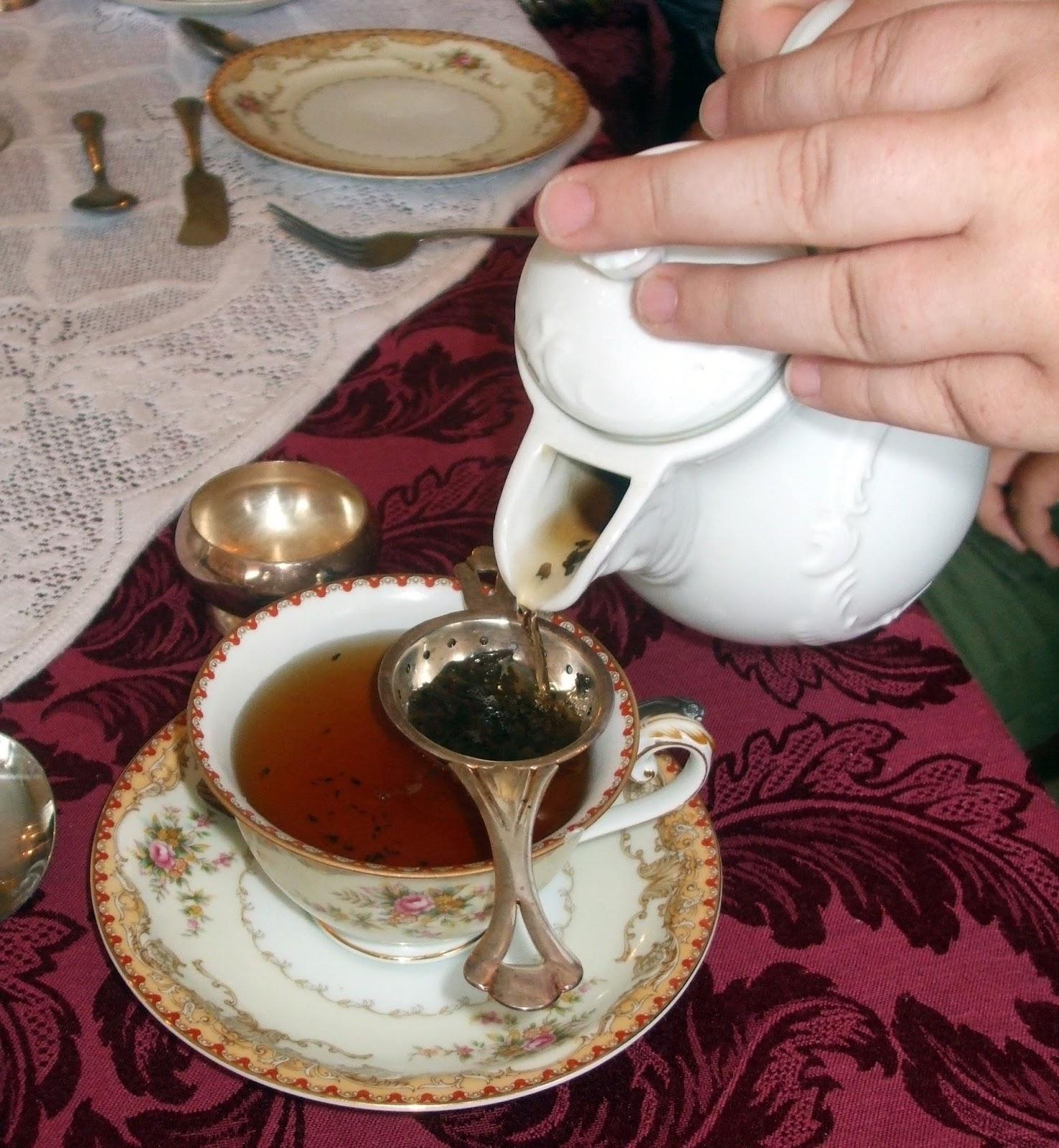Victorian Tea Room Funkstown Md