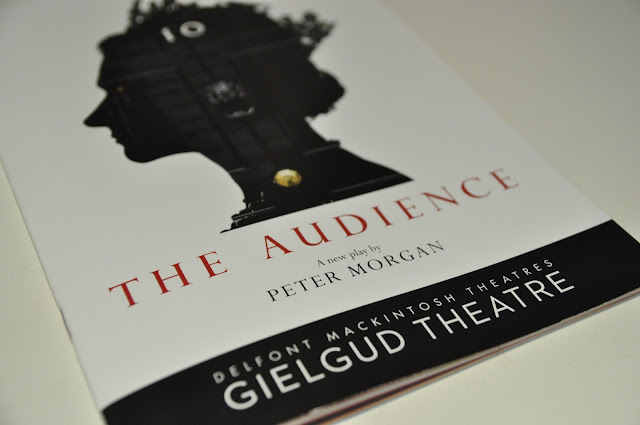 The Audience play review London Gielgud Theatre
