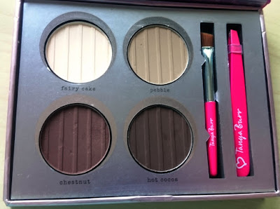 Tanya Burr Perfect Brows Palette