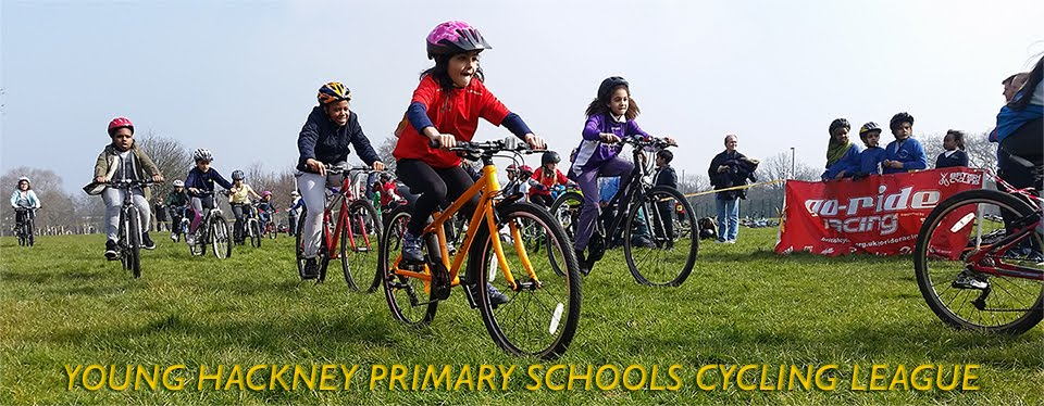 Young Hackney Primary Schools Cycling League
