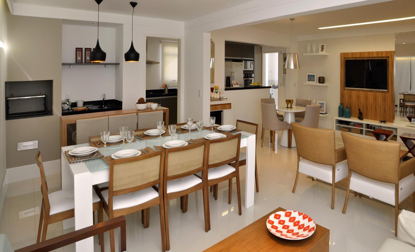 Decoração: Dicas para Decorar Varanda Gourmet Cores da Casa #BD310E 1397 847