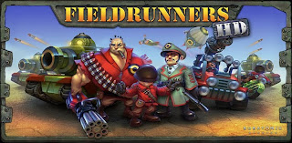 Fieldrunners HD v1.20 Apk Game