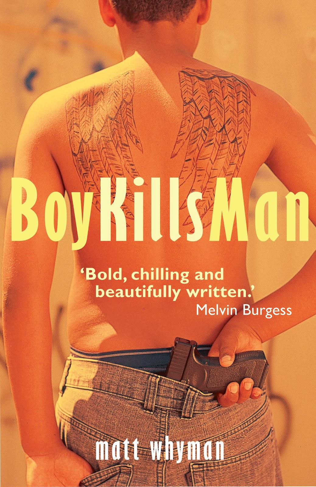 Boy Kills Man Matt Whyman