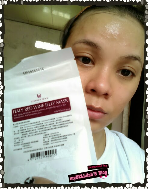 Testimoni Annie's Way Mask (Sheet Mask dan Jelly Mask)