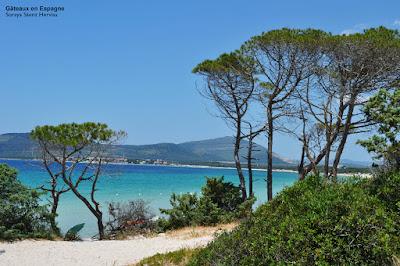 plage Maria Pia Alghero Sardaigne Italie