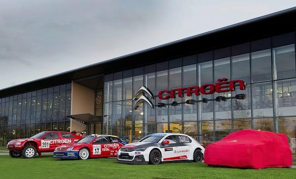 Citroën traza la ruta de su futuro deportivo