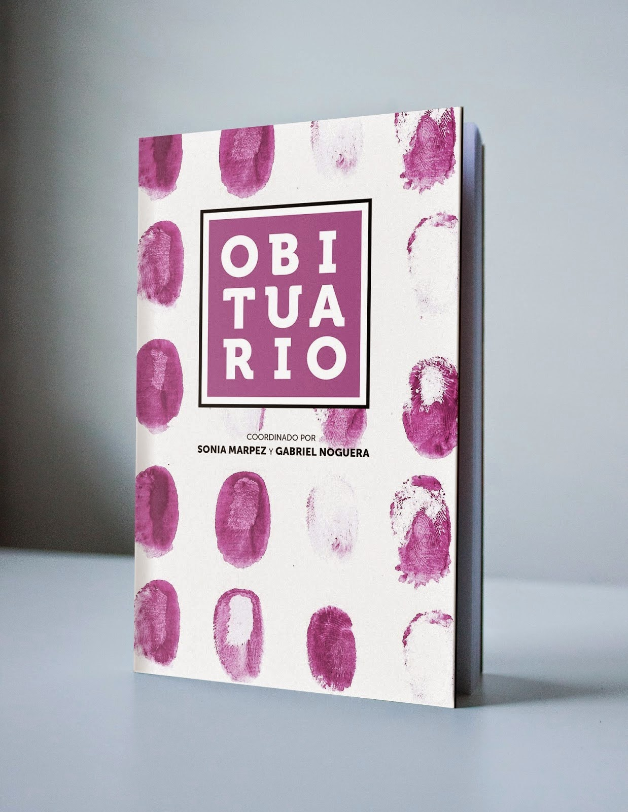 Obituario. El libro.