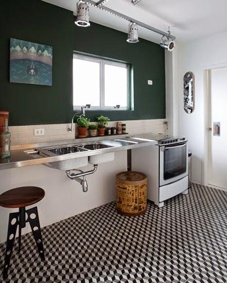 Cenefa acero inoxidable - Como limpiar acero inoxidable cocina ...