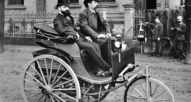 Quem inventou o carro?