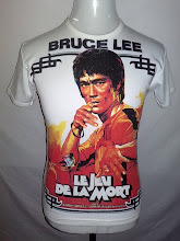 vtg BRUCE LEE vs KAREEM