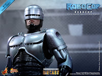 "Hot Toys 1/6 Scale Robocop MMS Diecast 12"" Figure"