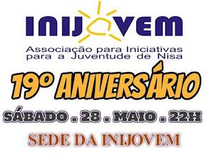 NISA: INIJOVEM FESTEJA 19 ANOS DE VIDA