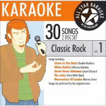 Karaoke: Classic Rock, Vol. 1 (30 Tracks)