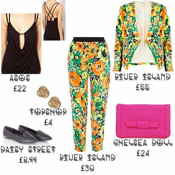 Steal Her Style Solange Knowles what she wore get the look asos daisy street river island chelsea doll topshop twin set