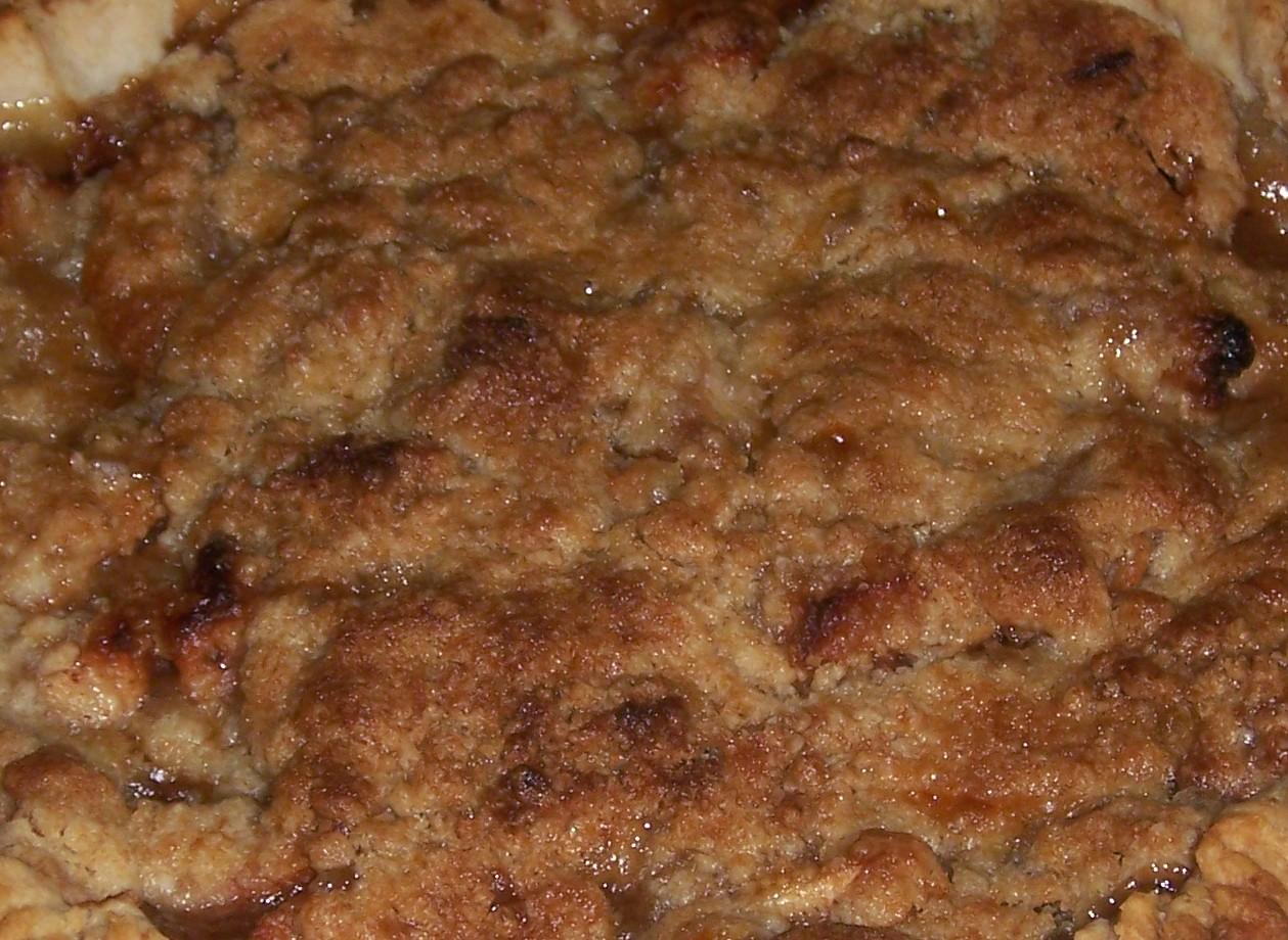 French Apple Pie | Chiqui's Kitchen