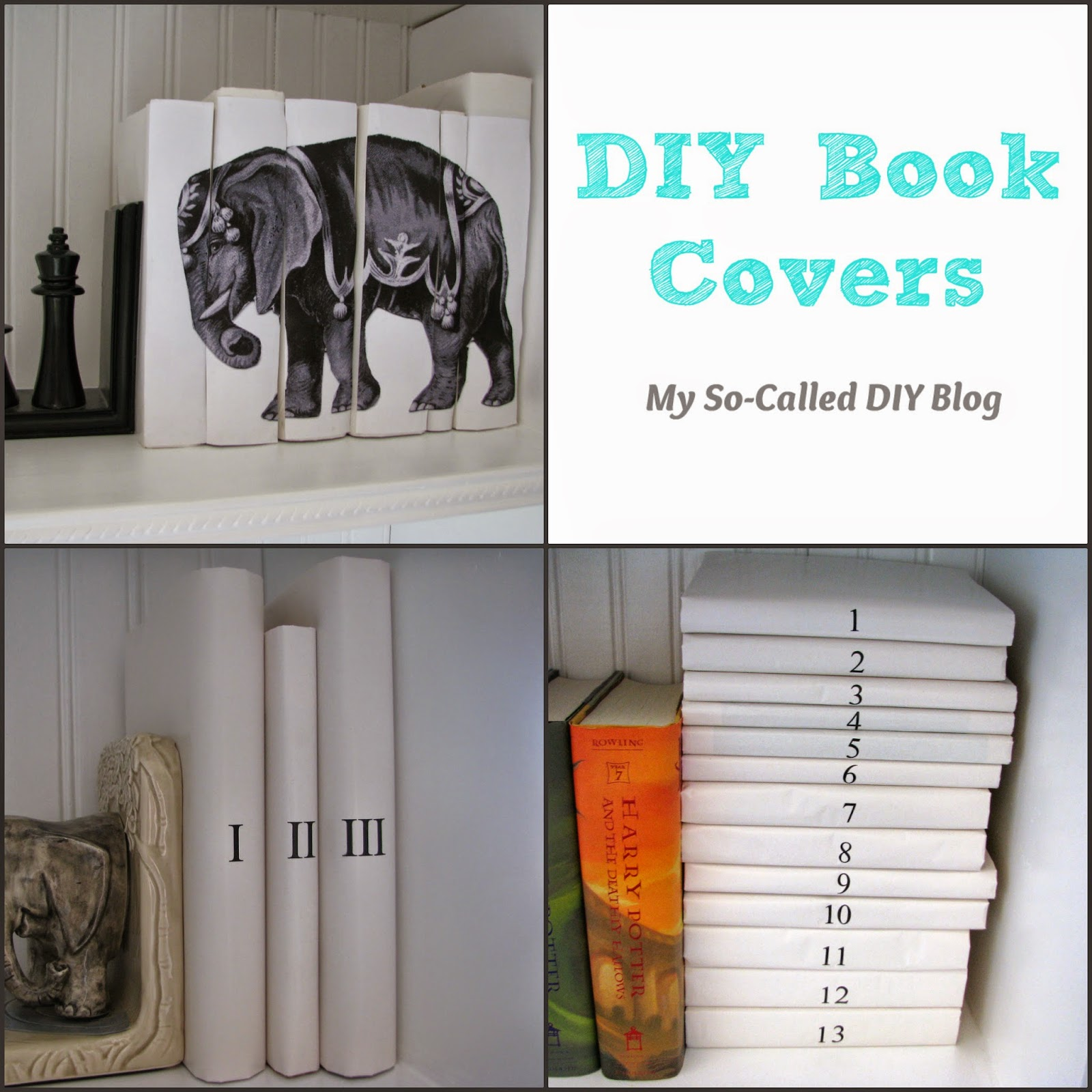 http://www.mysocalleddiyblog.com/2015/03/diy-book-covers.html