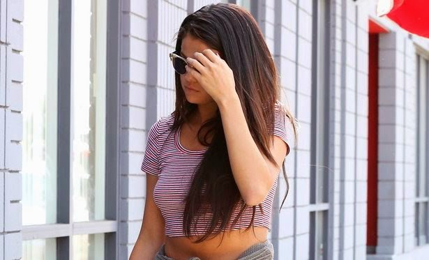 Selena Gomez hides amid rumors of reconciliation with Bieber