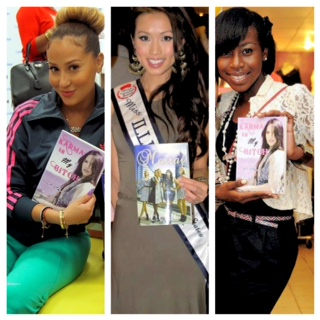 Preview My Chi-Fashion Chick Lit's!