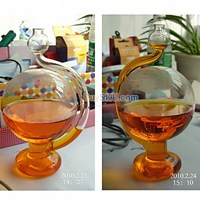 Magic Weather Forecast Glass Bottle Atmospheric Pressure Barometer
