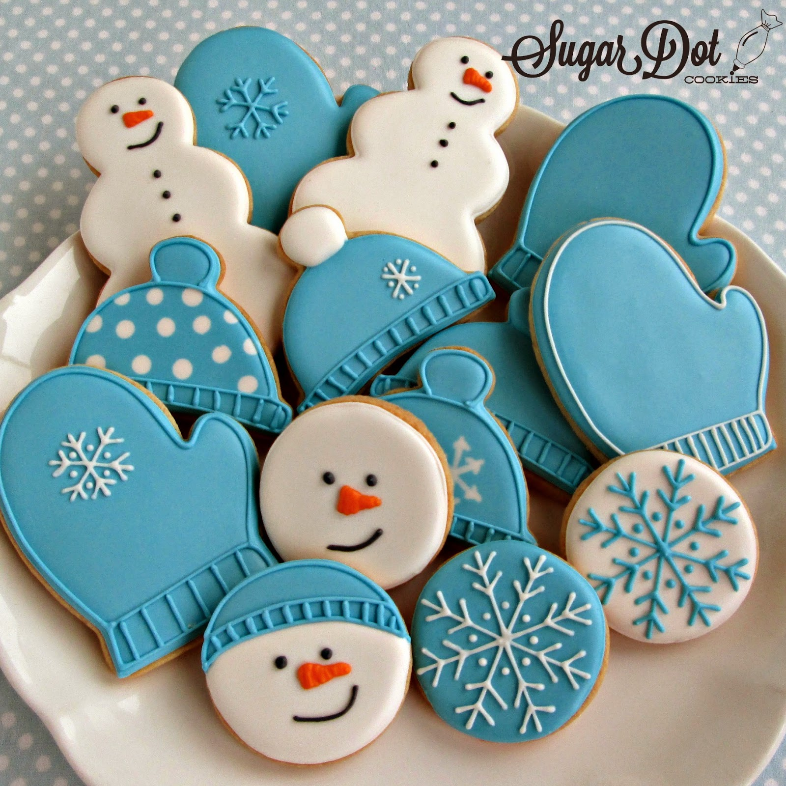 Exceptionnel Cookie Decorating Party   Sugar Cookies With Royal Icing