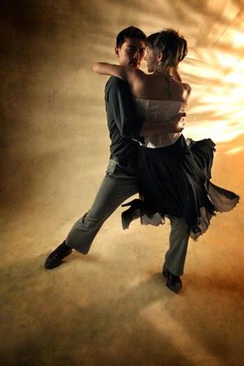 Inessa Kraft actress model tango dancer
