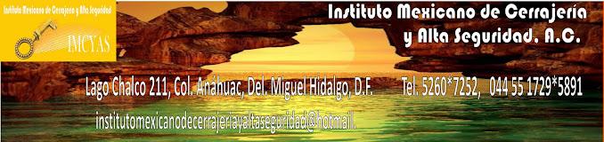 Instituto Mexicano de Cerrajería y Alta Seguridad, A.C.