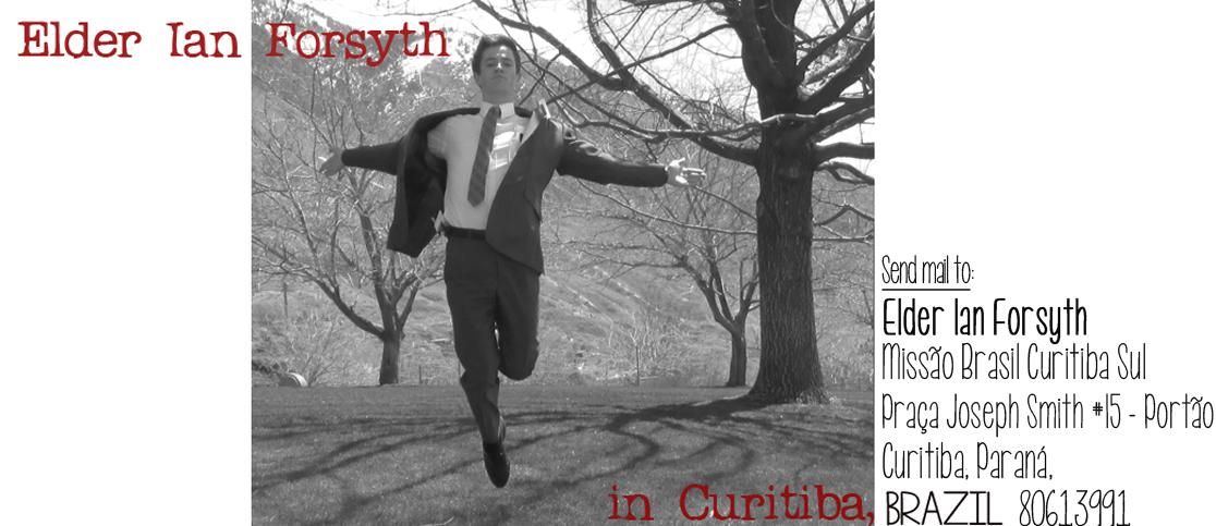 Elder Ian Forsyth