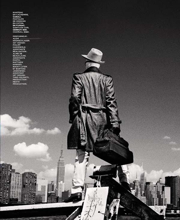 Man series alois kronschlager by christian anwander for m le monde