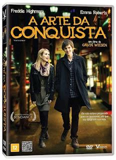 A Arte da Conquista - DVDR