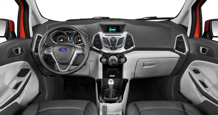 automovel Ford Ecosport 2014