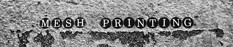 mesh printing