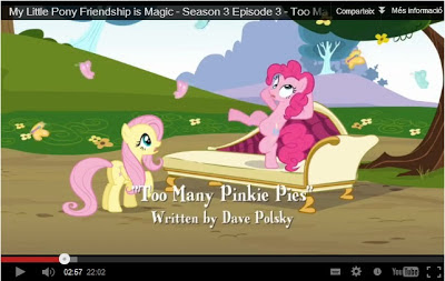 My Little Pony: Friendship is Magic - Too Many Pinkie Pies